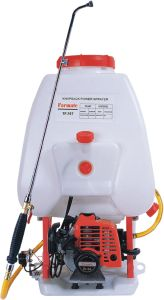 Backpack Gasoline Power Sprayer with CE (TF-767) pictures & photos