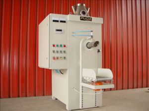 Single-Screw Valve Bag Packing Machine