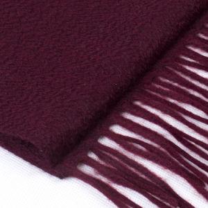 100% Alashan Cashmere Scarf; Ladies Fashion Cashmere Scarf (12BR-230101-3.1) pictures & photos