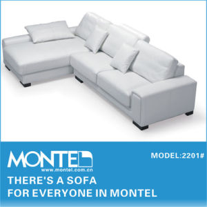 Corner Sofa, Leather Chair 2201