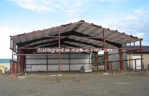 Standard Construction Metal Frame Structure Buildings (DG3-048) pictures & photos