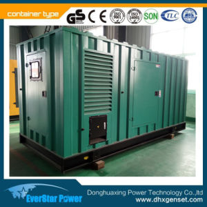 600kVA Cummins Diesel Generator with Engine Kt38-G