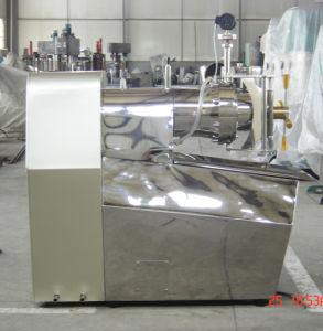 Nanometer Horizontal Sand Mill (for Pesticides or Pigments) pictures & photos