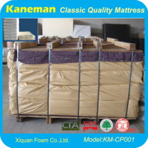 Compressed Tight Top Spring Mattress (KM-CP001) pictures & photos