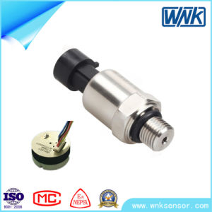China Ceramic Capacitive Pressure Sensor Transducer, Transmitter with 0.5-4.5V I2c 4-20mA Output pictures & photos