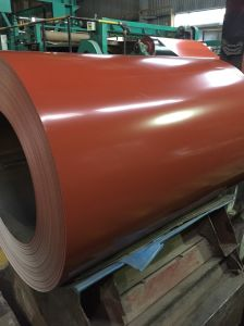 Low Price/High Quality Dx51d 0.14-0.80 Thickness 600-1250mm Width PPGI Steel Coil pictures & photos