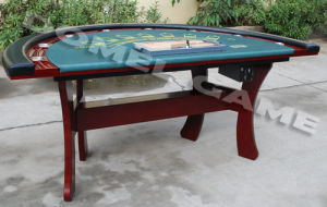 Casino Blackjack Poker Table (DPT4A16S) pictures & photos