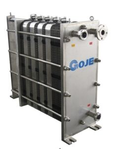 Multi-Stage Plate Heat Exchanger