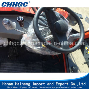 CE Certificate Chhgc 1500kg Small Front Loader Machine for Sale pictures & photos