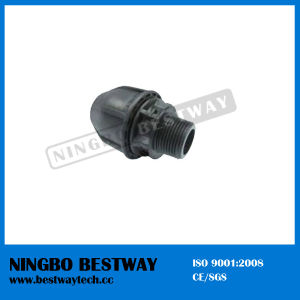 PP Compression Fitting of Male Threaded Adaptor pictures & photos