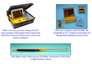 CM2 Side Scan Sonar System (DAU & Tow Fish) pictures & photos