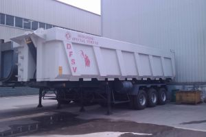 Dongfeng High Quality Semi-Trailer Dumper