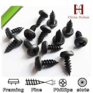 Screw/Drywall Screw/Phosphated Framing Head Drywall Screw pictures & photos