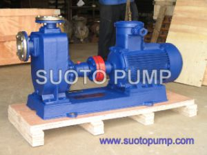 Cyz-a Series Self-Priming Oil Pump pictures & photos