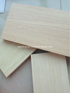 Textured Melamined Particle Board, Melamine Faced Chipboard pictures & photos