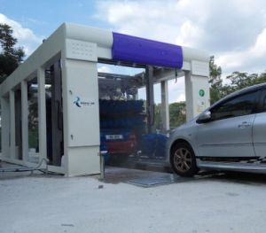Automatic Tunnel Car Wash Machine for Malaysia Carwash Business pictures & photos