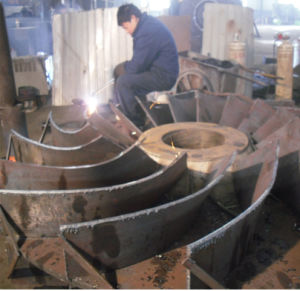 Three-Dimensional Flow Centrifugal Blower pictures & photos