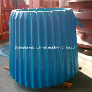 Manganese Cone Parts for Gyratory Crusher pictures & photos
