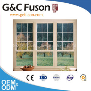 Single Hung Aluminium Window with French Grill Design pictures & photos