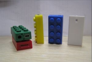 Brick Design MP3 Player (S002)