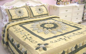 Patch Work Quilt, Bed Cover