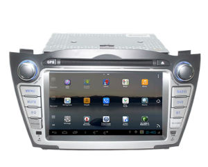 Special Car Stereo Video with Android4.0 GPS Navigator for Hyundai IX35 (EW711)