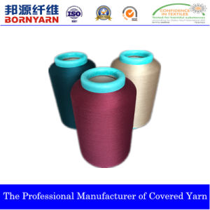 Single Covered Yarn with The Spec 1050/48f (S/Z) EL+Ny pictures & photos