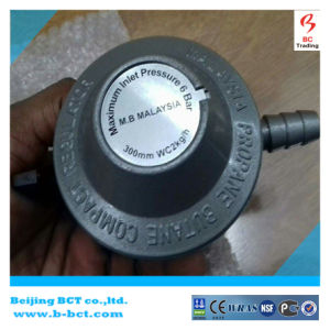 High pressure regulator with aluminum body valve inlet 6bar 2kg/H BCT-HPR-09 pictures & photos