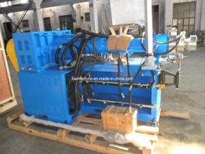 Cold Feed Silicone Rubber Extrusion Machine pictures & photos