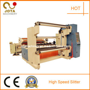 Factory Supplier of Plastic Roll Slitter Rewinder pictures & photos