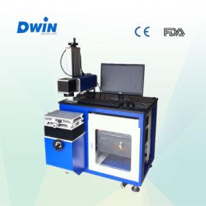 China Hot Sale 20W Raycus Fiber Laser Marking Machine Price pictures & photos