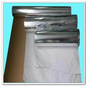 Aluminum Foil Paper and Waterproofing Membrane for Packaging pictures & photos