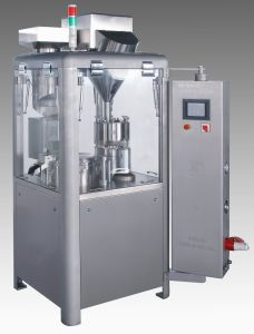 Njp800 Capsule Filling Machine Fills 48, 000 Capsules Per Hour pictures & photos
