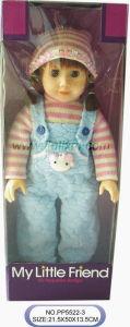Plastic Doll (JL-PP5522-3)
