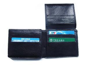 Gent Classic Leather Wallet /Purse/Bag (JYW-29162) pictures & photos