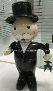 PVC Inflatable Man for OEM (CPCQ-007) pictures & photos