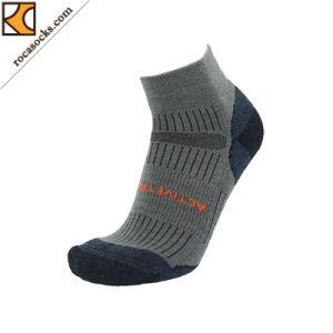 Outdoor Light Merino Rouleur Socks for Men (162005SK) pictures & photos