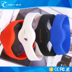 Ce RoHS Certification High Quality Custom NFC Ntag213 Bracelet pictures & photos
