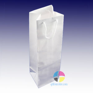 White Paper Bag/ Wine Paper Bag (FC-W-0015)