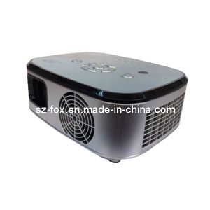 Smart Mini Projector PRO398A, Android-Projector pictures & photos