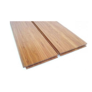 Carbonized Horizontal Bamboo Flooring, Matt Finished (BG-S03)