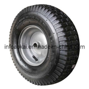 Rubber Wheel 5.00-6
