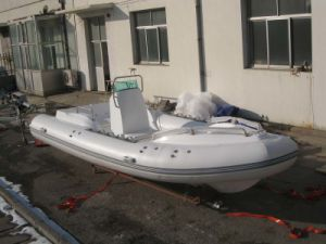 Inflatable Boat Hrr580c