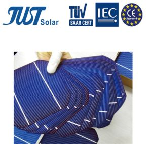 Top Quality Mono Solar Cell with Lowest Price pictures & photos