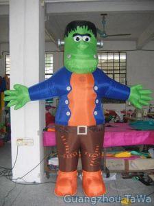 Inflatable Moving Cartoon, Amusement Park