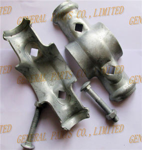 Hot DIP Galvanizing Metal Stamping Part for Machinery Parts
