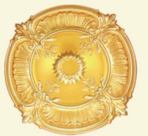 PU Ceiling Medallion Cornice Moulding pictures & photos