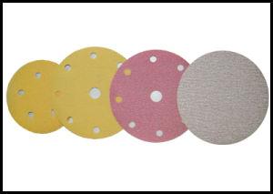 Anti Clogging Velcro Disc for Automotive Reparing