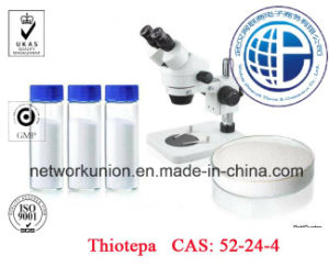 Anti-Cancer Thiotepa (Triethylenethiophosphoramide, Thio-TEPA) CAS: 52-24-4 pictures & photos