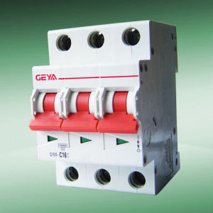 Gym4-63 Mini Circuit Breaker (L7 New type 3P)